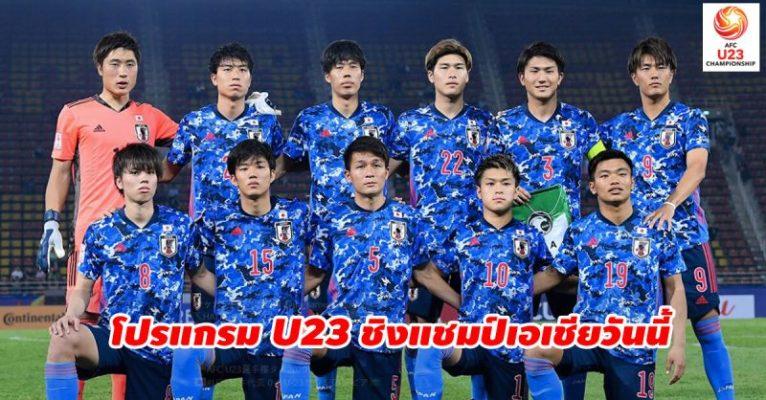 ผลฟุตบอลโอลิมปิก2021 ญี่ปุ่น